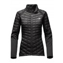 The North Face Womens Thermoball Hybrid Jacket - WinterWomen.com