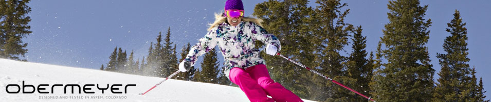 Obermeyer Womens Ski Wear & Apparel