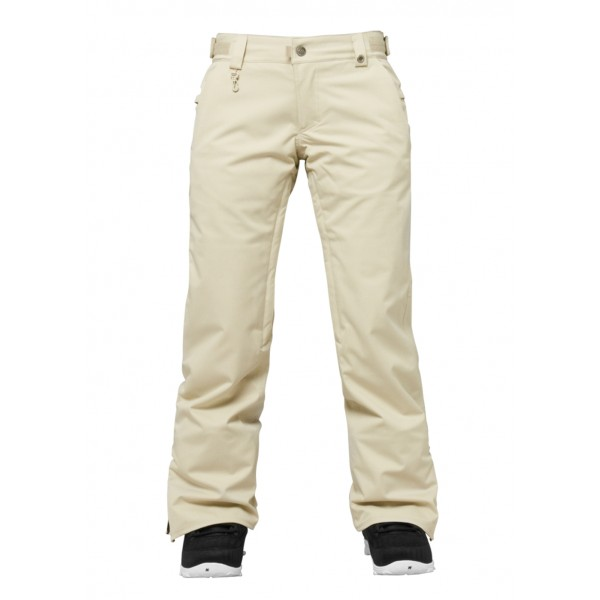 686 Womens Authentic Concept Pant (Putty Pincord)