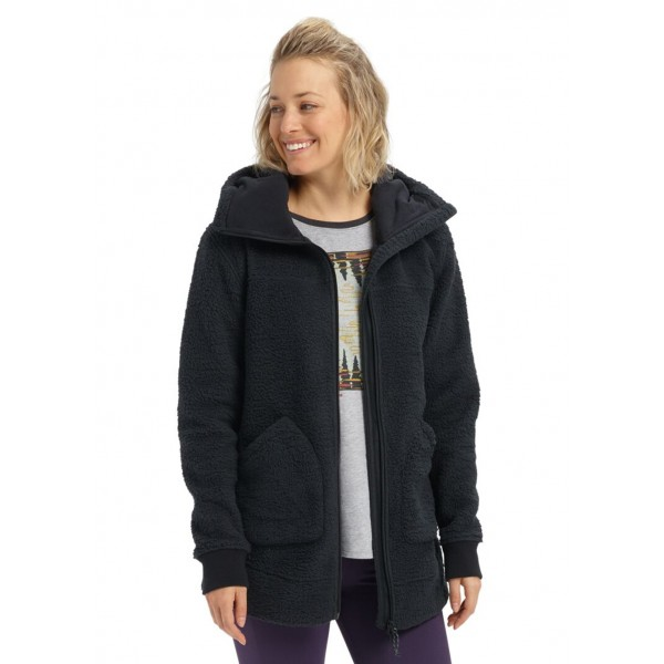 Burton Women's Minxy Fleece Full-Zip  - WinterWomen.com