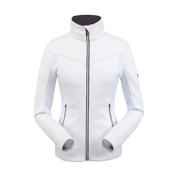 Spyder Womens Encore Full Zip Jacket - WinterWomen.com