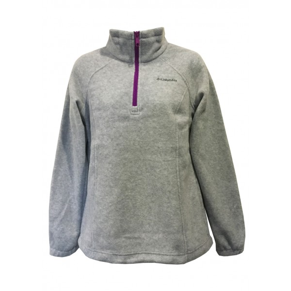 Columbia Womens Benton Springs Half Zip - WinterWomen.com