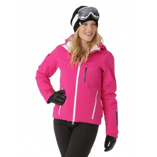 Spyder Womens Fraction Jacket - WinterWomen.com