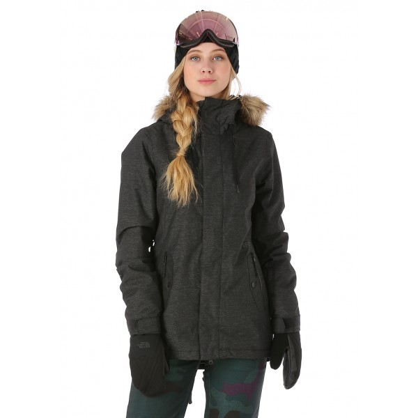 Volcom Womens Mission Insulated Jacket Black - WinterWomen.com