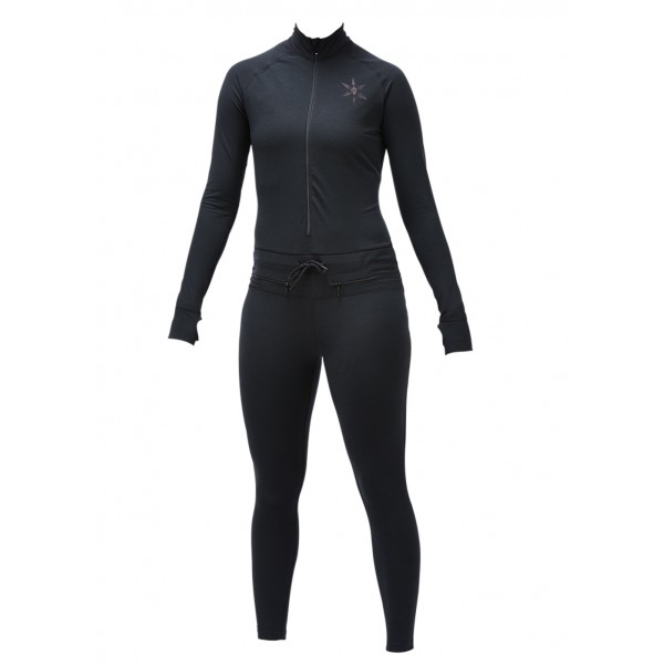 Airblaster Women's Hoodless Ninja Suit First Layer - WinterWomen.com