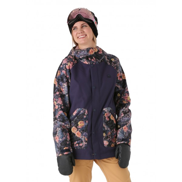 Burton Womens Eastfall Jacket - WinterWomen.com