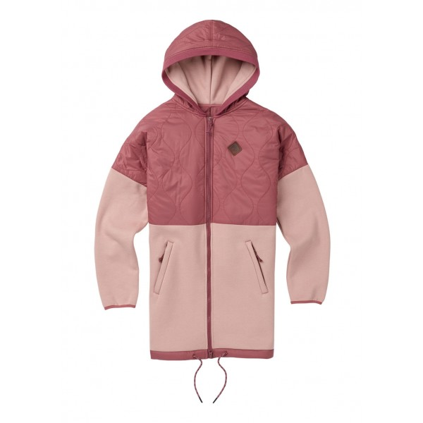 Burton Womens Moonbase Full Zip - WinterWomen.com
