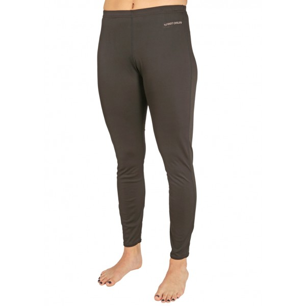 Hot Chillys Womens Peach Solid Bottom - WinterWomen.com