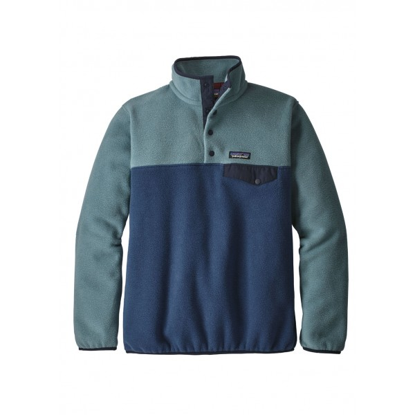Patagonia Womens Lightweight Synch Snap-T Pullover - WinterWomen.com