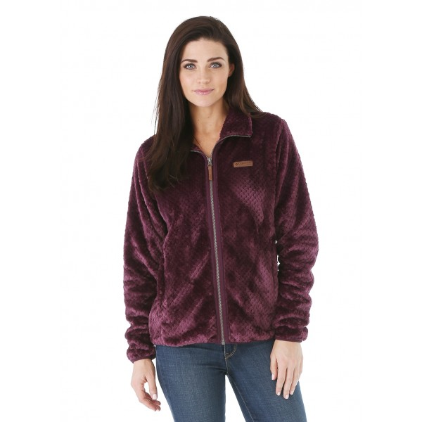 Columbia Womens Fire Side II Sherpa Full Zip - WinterWomen.com