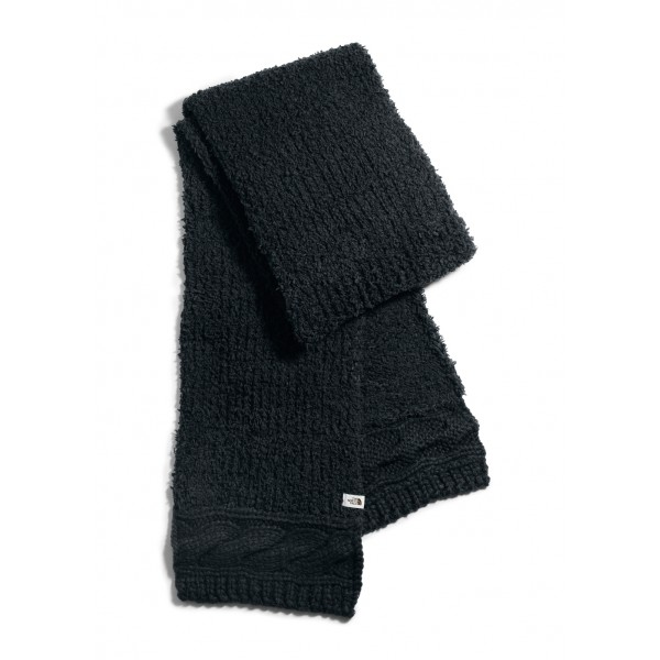 The North Face Womens Mixed Stitch Scarf - WinterWomen.com