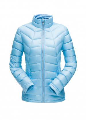 Spyder Womens Syrround Down Jacket - WinterWomen.com
