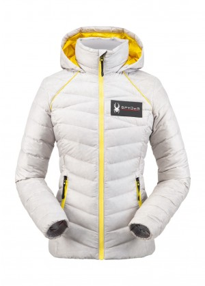 Spyder Womens Usst Timeless Jacket - WinterWomen.com