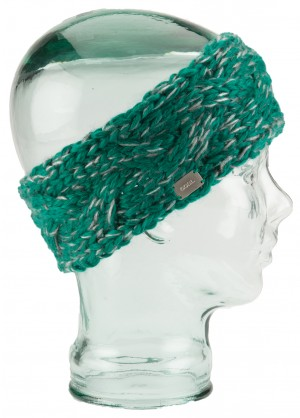 Coal Womens Greer Headband (Emerald)