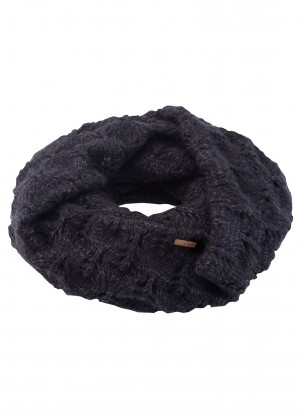 Coal Womens Madison Scarf (Heather Black)