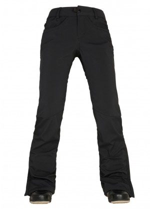 686 Womens Authentic Gossip Softshell Pant - WinterWomen.com