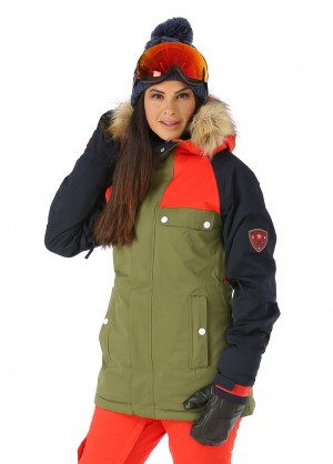 686 Womens Dream Insulated Jacket - WinterWomen.com