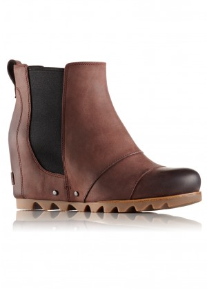 Sorel Womens Lea Wedge 2 Boot - WinterWomen.com