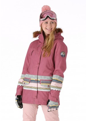 Billabong Womens Nora Insulated Jacket - WinterWomen.com