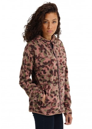 Burton Womens Hearth Fleece Snap - WinterWomen.com