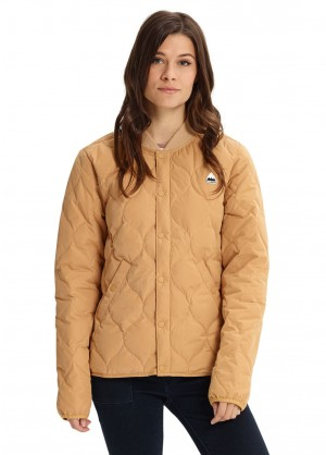 Burton Womens Kiley Down Insulated Jacket - WinterWomen.com