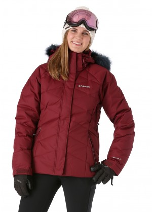 Columbia Womens Lay D Down II Jacket - WinterWomen.com
