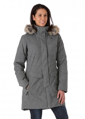 Obermeyer Womens Sojourner Down Jacket - WinterWomen.com