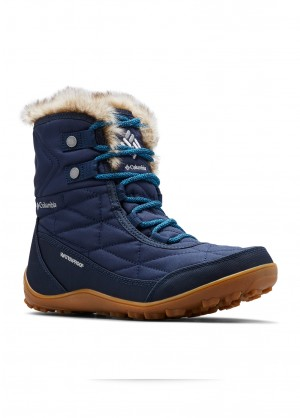 Columbia Womens Minx Shorty III Boot - WinterWomen.com