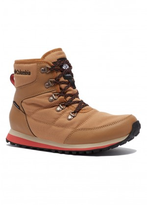Columbia Womens Wheatleigh Shorty Boot - WinterWomen.com