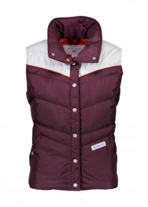 Obermeyer Womens Carson Down Vest - WinterWomen.com