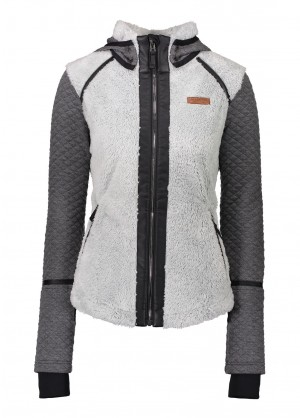 Obermeyer Womens Stella Fleece Jacket - WinterWomen.com