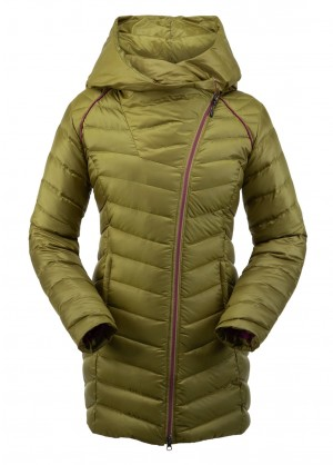 Spyder Womens Timeless Long Jacket - WinterWomen.com