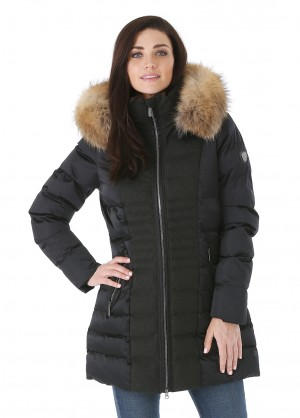 Sunice Womens Eva 3/4 Coat - WinterWomen.com