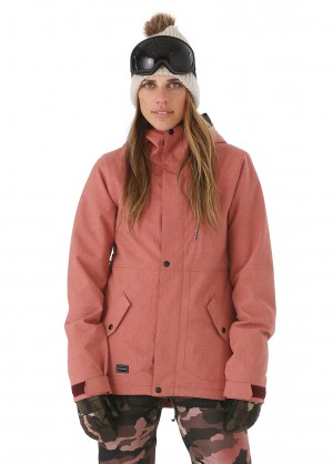 Volcom Womens Ashlar Insulated Jacket - WinterWomen.com