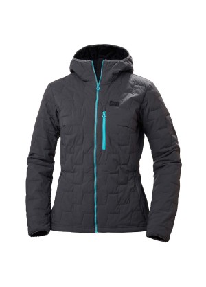 Women's Lifaloft Hooded Stretch Insulator Jacket - WinterWomen.com