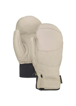 Burton Women's Gondy Gore-Tex Leather Mitt  - WinterWomen.com