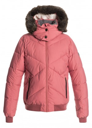 Roxy Womens Hanna Jacket - WinterWomen.com