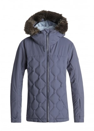 Roxy Womens Breeze Jacket - WinterWomen.com