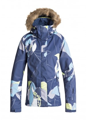 Roxy Womens Jet Ski Jacket - WinterWomen.com