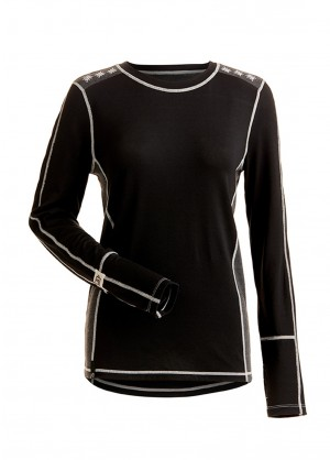 Nils Presley Baselayer Top - WinterWomen.com