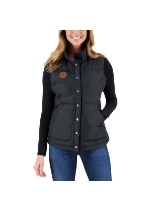 Women's Mila Down Vest - Winterwomen.com