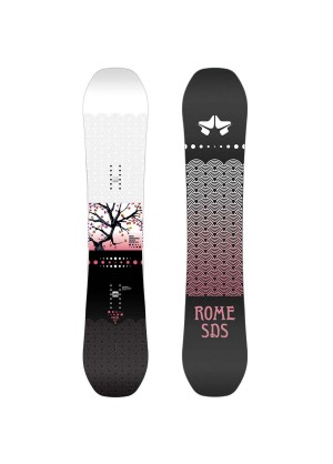 Women's Rome Royal Snowboard