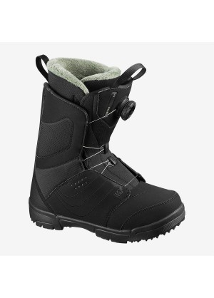Women's Salomon Pearl Boa Boot - Winterwomen.com