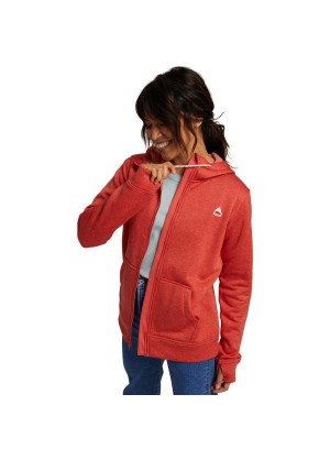 Women's Oak Full-Zip Fleece