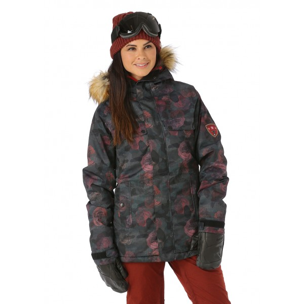 686 Womens Dream Insulated Jacket Snowboard Jackets Women